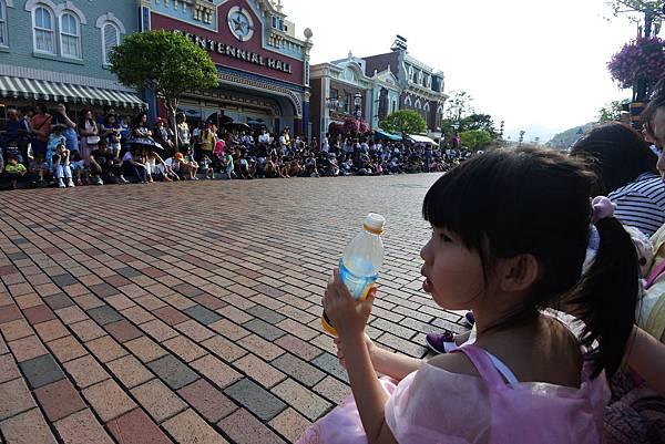 香港迪士尼樂園:迪士尼明星嘉年華列車 (55).JPG
