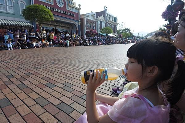 香港迪士尼樂園:迪士尼明星嘉年華列車 (56).JPG