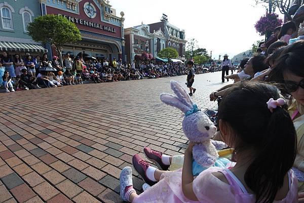 香港迪士尼樂園:迪士尼明星嘉年華列車 (60).JPG