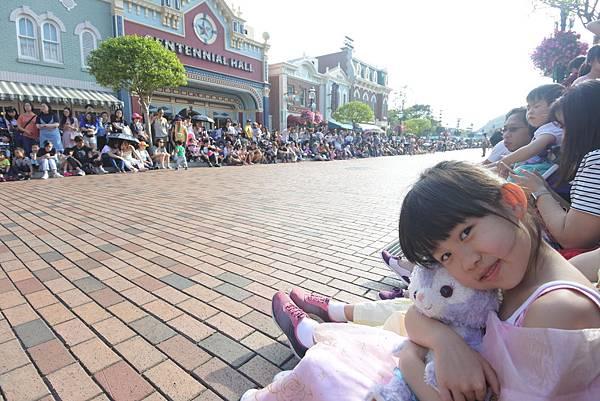 香港迪士尼樂園:迪士尼明星嘉年華列車 (61).JPG