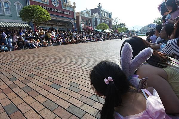 香港迪士尼樂園:迪士尼明星嘉年華列車 (65).JPG