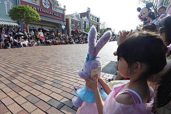 香港迪士尼樂園:迪士尼明星嘉年華列車 (64).JPG
