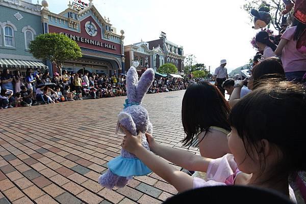 香港迪士尼樂園:迪士尼明星嘉年華列車 (67).JPG