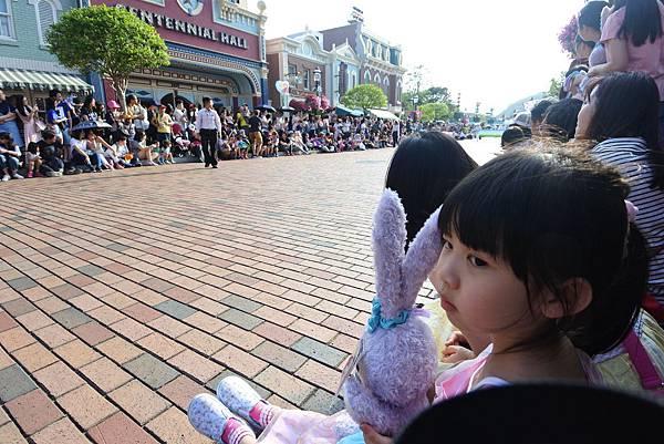 香港迪士尼樂園:迪士尼明星嘉年華列車 (66).JPG