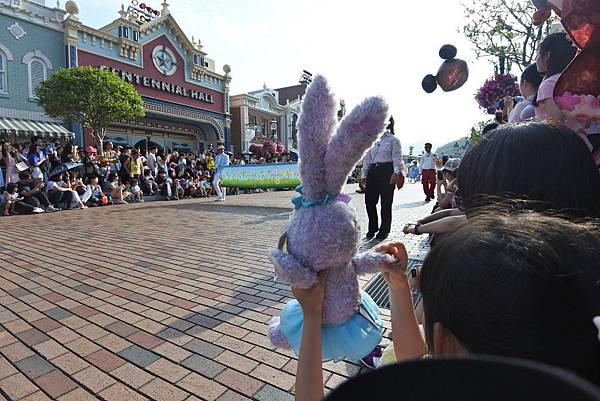 香港迪士尼樂園:迪士尼明星嘉年華列車 (68).JPG