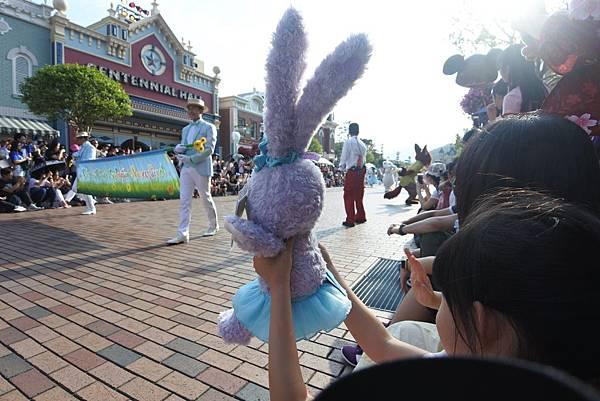 香港迪士尼樂園:迪士尼明星嘉年華列車 (69).JPG