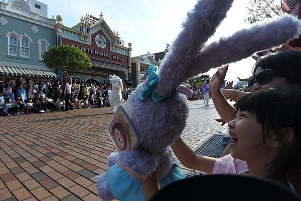 香港迪士尼樂園:迪士尼明星嘉年華列車 (70).JPG