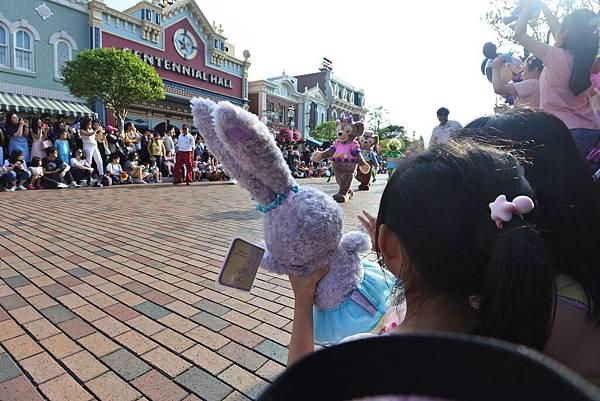 香港迪士尼樂園:迪士尼明星嘉年華列車 (71).JPG