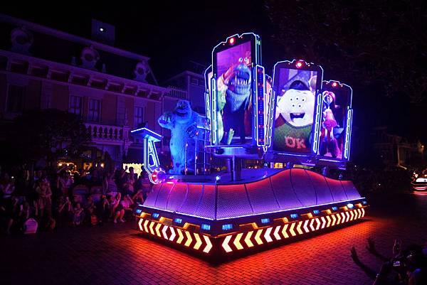 香港迪士尼樂園:「迪士尼光影匯」夜間巡遊 (58).JPG