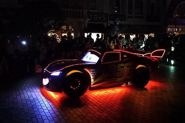 香港迪士尼樂園:「迪士尼光影匯」夜間巡遊 (64).JPG