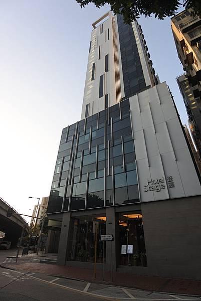 香港Hotel Stage登臺:外觀 (1).JPG