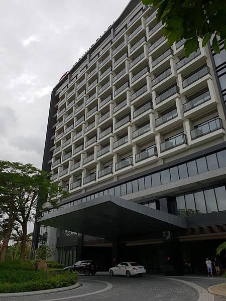 台南市台南大員皇冠假日酒店:大廳+外觀 (18).jpg