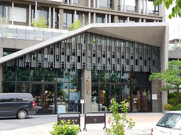 台南市U.I.J HOTEL %26; HOSTEL:外觀 (3).jpg