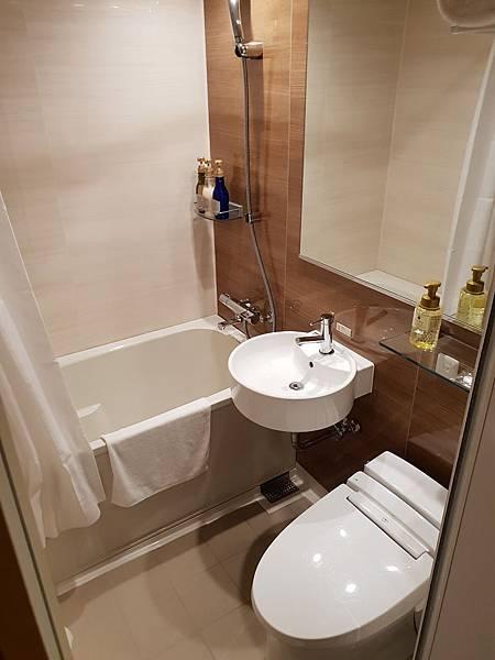 日本東京都CANDEO HOTELS TOKYO SHIMBASHI:Double Room (5).jpg