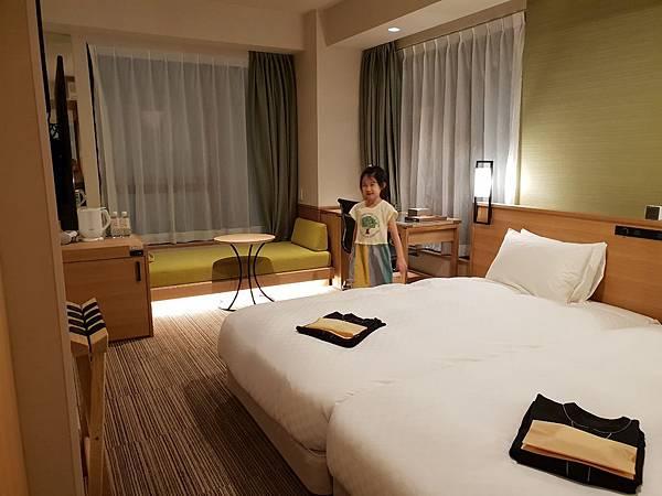 日本東京都CANDEO HOTELS TOKYO SHIMBASHI:Double Room (1).jpg