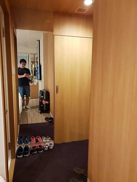日本東京都CANDEO HOTELS TOKYO SHIMBASHI:Double Room (13).jpg