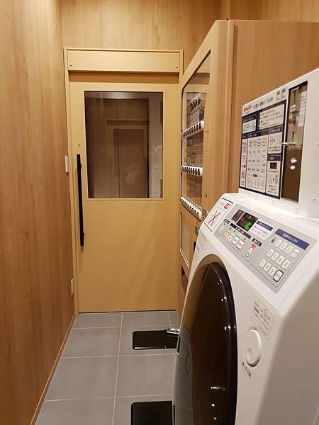 日本東京都CANDEO HOTELS TOKYO SHIMBASHI:SKYSPA+洗衣間 (8).jpg