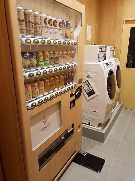 日本東京都CANDEO HOTELS TOKYO SHIMBASHI:SKYSPA+洗衣間 (10).jpg