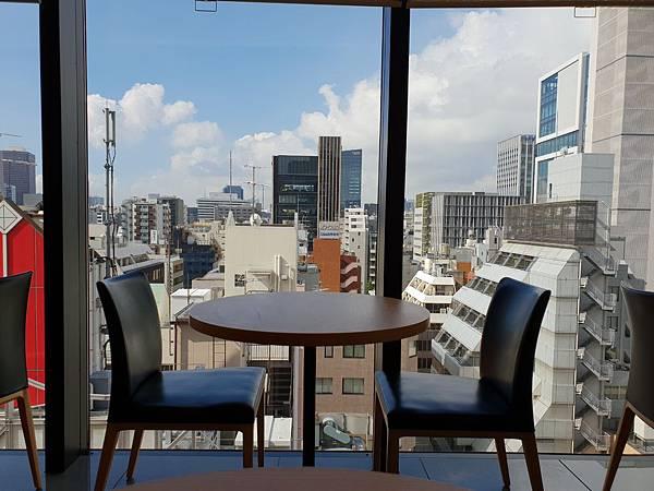 日本東京都CANDEO HOTELS TOKYO SHIMBASHI:餐廳+大廳 (27).jpg