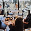 日本東京都CANDEO HOTELS TOKYO SHIMBASHI:餐廳+大廳 (31).jpg