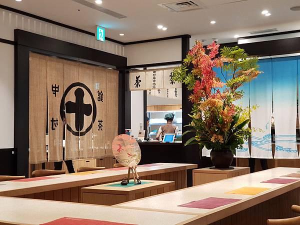 日本東京都GINZA SIX:中村藤吉本店 (3).jpg