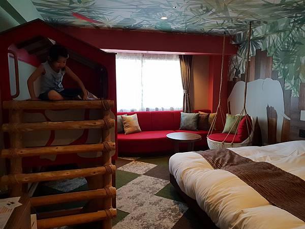 日本栃木県ROYAL HOTEL NASU:サファリキッズ (4).jpg