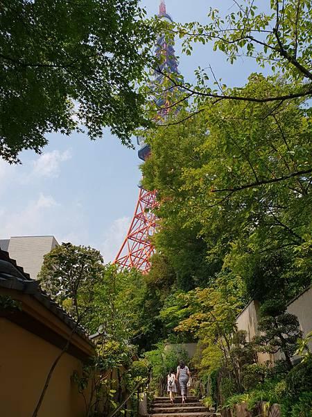 日本東京都東京 芝 とうふ屋 うかい (21).jpg