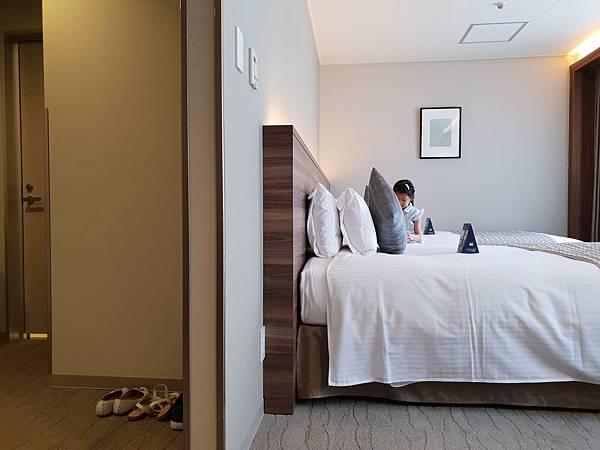 日本神奈川県川崎日航ホテル:ラグジュアリーツイン (24).jpg