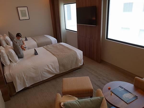 日本神奈川県川崎日航ホテル:ラグジュアリーツイン (25).jpg