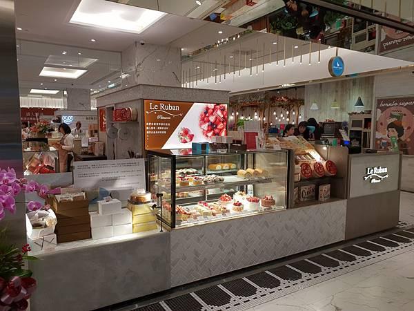 台北市微風南山:B1 微風超市 精緻甜點 ‧ 熟食街 (7).jpg