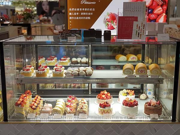 台北市微風南山:B1 微風超市 精緻甜點 ‧ 熟食街 (1).jpg