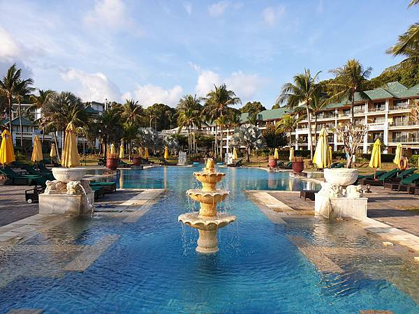 印尼民丹島Angsana Bintan:Pool (1).jpg