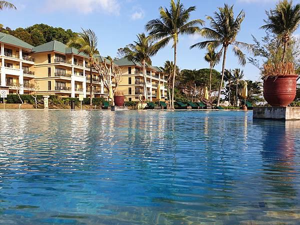 印尼民丹島Angsana Bintan:Pool (14).jpg
