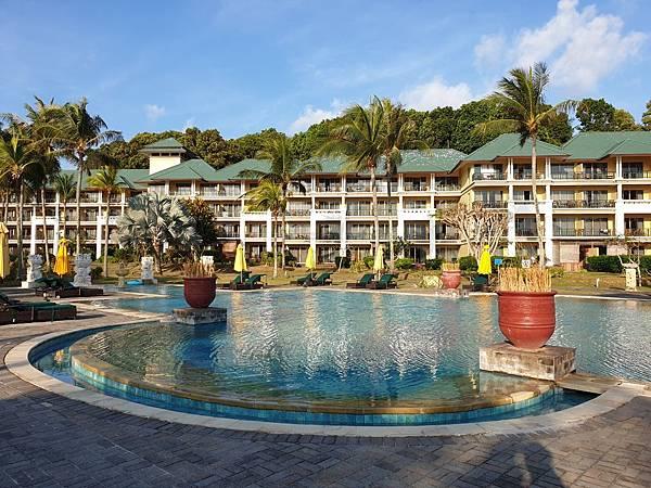 印尼民丹島Angsana Bintan:Pool (16).jpg