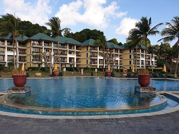 印尼民丹島Angsana Bintan:Pool (33).jpg