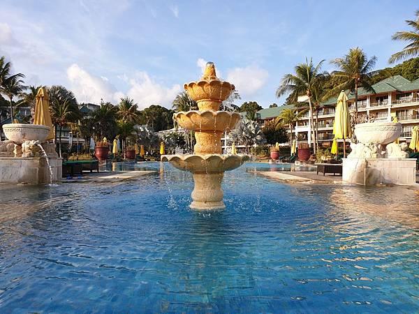 印尼民丹島Angsana Bintan:Pool (36).jpg