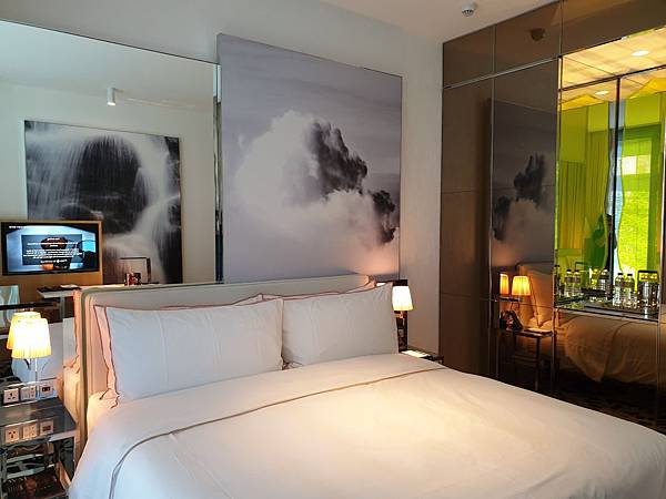 新加坡JW MARRIOTT HOTEL SINGAPORE SOUTH BEACH:Studio Room (13).jpg
