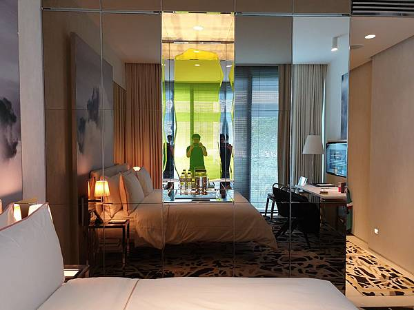 新加坡JW MARRIOTT HOTEL SINGAPORE SOUTH BEACH:Studio Room (15).jpg