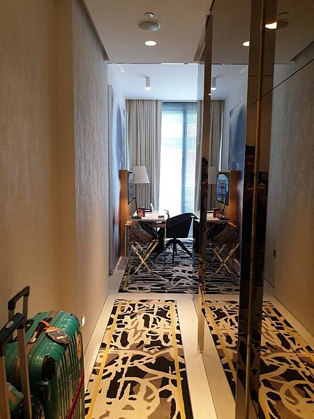 新加坡JW MARRIOTT HOTEL SINGAPORE SOUTH BEACH:Studio Room (24).jpg