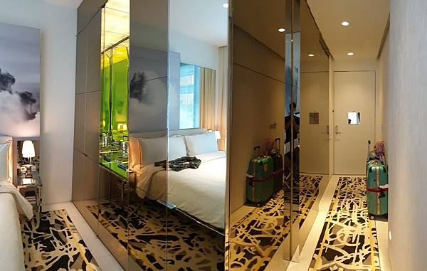新加坡JW MARRIOTT HOTEL SINGAPORE SOUTH BEACH:Studio Room (25).jpg