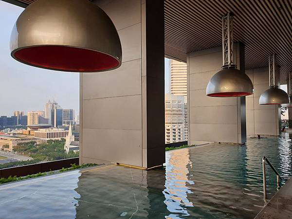 新加坡JW MARRIOTT HOTEL SINGAPORE SOUTH BEACH:Outdoor Pool (17).jpg