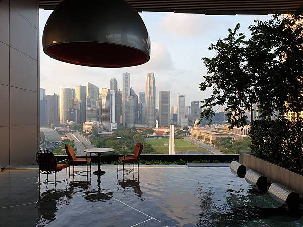 新加坡JW MARRIOTT HOTEL SINGAPORE SOUTH BEACH:Outdoor Pool (20).jpg