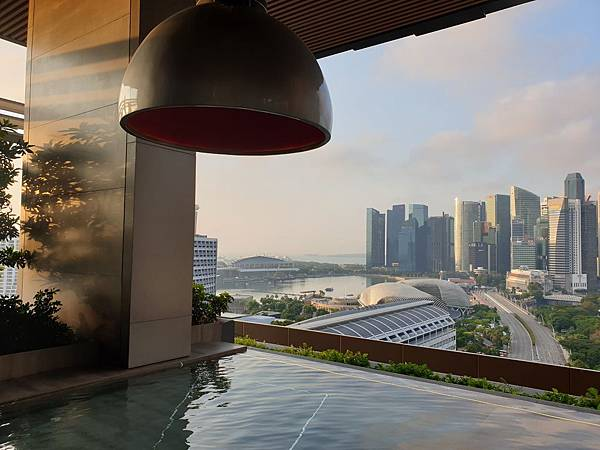 新加坡JW MARRIOTT HOTEL SINGAPORE SOUTH BEACH:Outdoor Pool (36).jpg