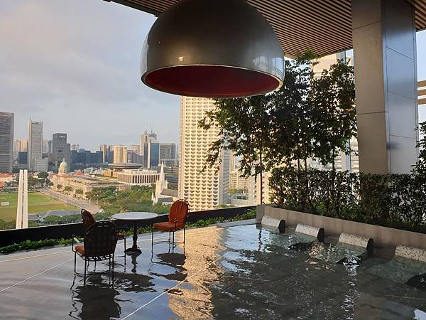 新加坡JW MARRIOTT HOTEL SINGAPORE SOUTH BEACH:Outdoor Pool (41).jpg