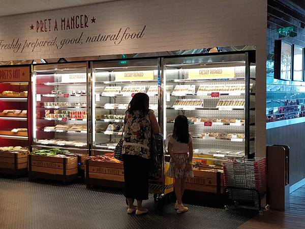 新加坡Pret A Manger SINGAPORE CHANGI INTERNATIONAL AIRPORT (9).jpg