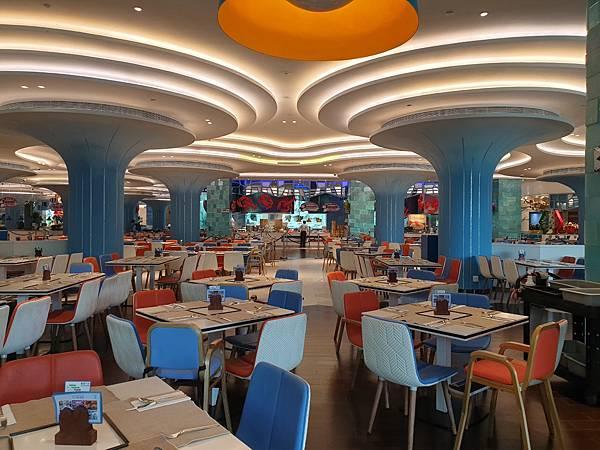 中國廣東省長隆企鵝酒店:帝企鵝自助餐廳 (43).jpg