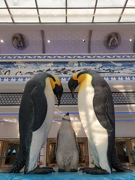 中國廣東省長隆企鵝酒店:酒店大堂+外觀 (6).jpg