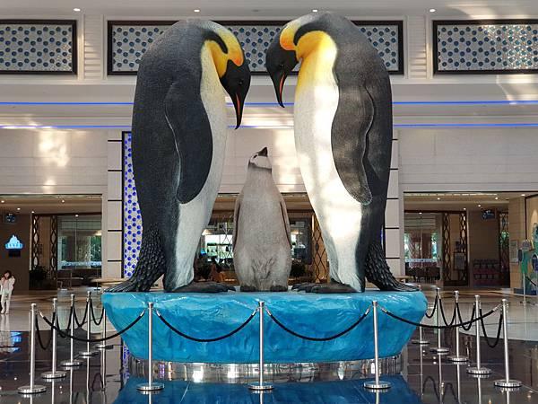 中國廣東省長隆企鵝酒店:酒店大堂+外觀 (2).jpg