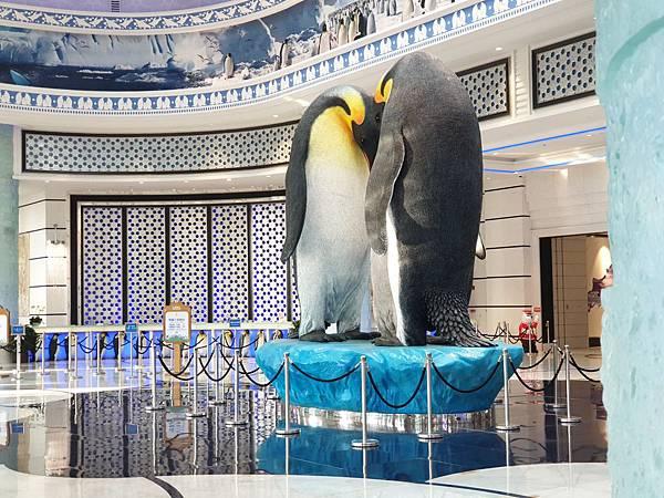 中國廣東省長隆企鵝酒店:酒店大堂+外觀 (4).jpg