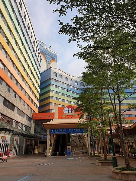 中國廣東省長隆企鵝酒店:酒店大堂+外觀 (16).jpg